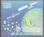 Stamps Mexico -  CONFERENCIA  DE  LA  ITU