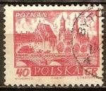 Sellos del Mundo : Europa : Polonia : Poznan.