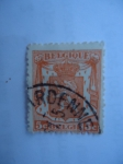 Sellos de Europa - Bélgica -  Escudo de Armas