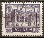 Sellos del Mundo : Europa : Polonia :  Katowice