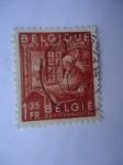 Stamps Belgium -  Metiers  D´Art