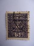 Stamps Poland -  Eagle Arms - Escudo de Armas.