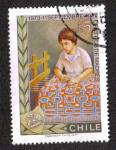Sellos del Mundo : America : Chile : Centros de Madres