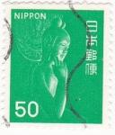 Stamps Japan -  figura