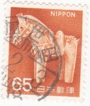 Stamps Japan -  caballito