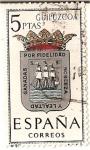 Sellos de Europa - España -  España Correos / Guipuzcoa / 5 pecetas