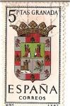 Sellos de Europa - España -  España Correos / Granada / 5 pecetas