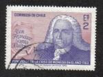 Sellos de America - Chile -  Don Francisco García Huidobro
