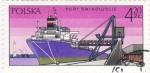 Stamps Poland -  puerto de Swinoujscie