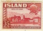 Stamps Europe - Iceland -  Reykjavik
