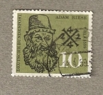 Stamps Germany -  AdamRiese