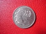 monedas del Mundo : Oceania : Australia :  Elizabeth II / reverso