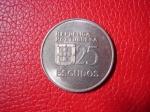 monedas del Mundo : Europa : Portugal :  Rep.Portuguesa / reverso