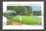 Sellos de America - Canadá -  Golf