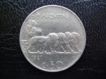monedas de Europa - Italia -  Vittorio Emmanuel III / reverso