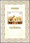Stamps : Asia : India :  INDIA - Taj Mahal