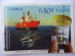 Sellos de Europa - Espa�a -  Ed.4627 - Biodiversidad y Oceanograf�a-Expedici�n Malaspina 2010
