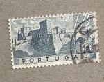 Sellos de Europa - Portugal -  Castillo de Lisboa