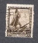 Sellos de Europa - Italia -  Cristóbal Colón, El más audaz navegante del océano, 1492