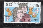 Sellos de Europa - España -  Los Reyes Católicos