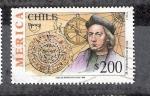 Sellos de America - Chile -  Cristóbal Colón