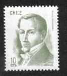 Sellos de America - Chile -  Diego Portales