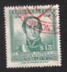 Sellos de America - Chile -  José Joaquín Prieto Vial (1786-1854)