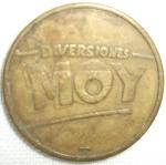 monedas de America - México -  1991 (Anverso) Token
