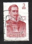 Sellos de America - Chile -  Pedro de Valdivia