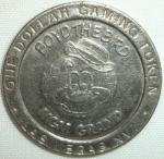 monedas de America - Estados Unidos -  1993 (Anverso) Token