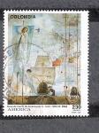 Sellos de America - Colombia -  Descubrimiento de América por Cristóbal  Colón