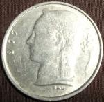monedas de Europa - Bélgica -  1977 (Anverso)