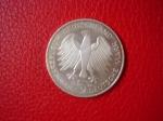 monedas del Mundo : Europa : Alemania :  Car F. Gauss / reverso