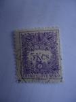Stamps Czechoslovakia -  Ceskoslovenko- Cifras.