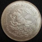 monedas de America - México -  1984 (Reverso)