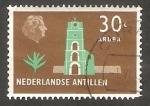 Stamps : America : Netherlands_Antilles :  269 - Torre Guillaume III, en Aruba