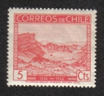 Stamps Chile -  400th anniv. of the discovery of Chile by Diego de Almagro