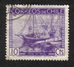 Sellos de America - Chile -  400th anniv. of the discovery of Chile by Diego de Almagro