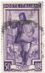 Sellos de Europa - Italia -  pastor de ovejas