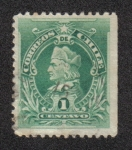 Sellos de America - Chile -  Christopher Columbus (1451-1506)