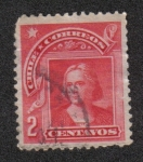 Stamps Chile -  Christopher Columbus (1451-1506)