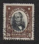 Sellos de America - Chile -  José Joaquín Pérez (1801-1889)