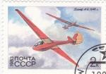 Sellos de Europa - Rusia -  avión de reconocimiento