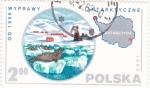 Stamps Poland -  Antartida