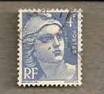 sellos de Europa - Francia -  Francia