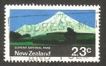 Sellos de Oceania - Nueva Zelanda -  519 A - Monte Cook