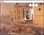 Stamps : Europe : Portugal :  PORTUGAL - Monasterio de los Jerónimos y Torre de Belém (Lisboa)