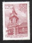 Stamps Chile -  X° Congreso de la unión postal de las Américas y España