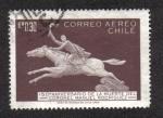 Sellos de America - Chile -  150 Aniversario de la muerte del Coronel Rofríguez