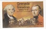 Sellos de America - Granada -  bicentenario de la revolución americana